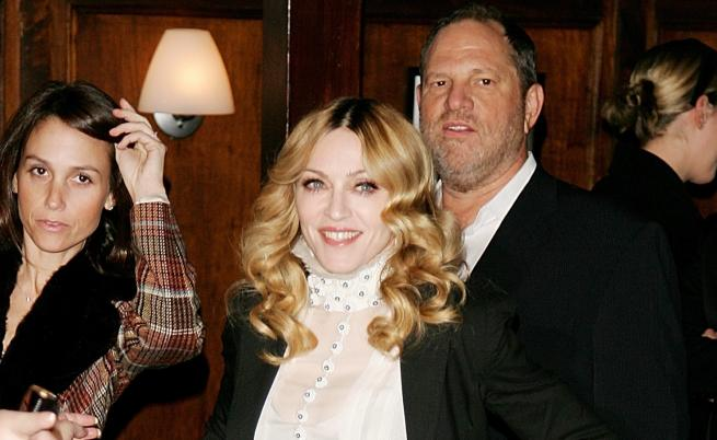 И Мадона проговори за Уайнстийн