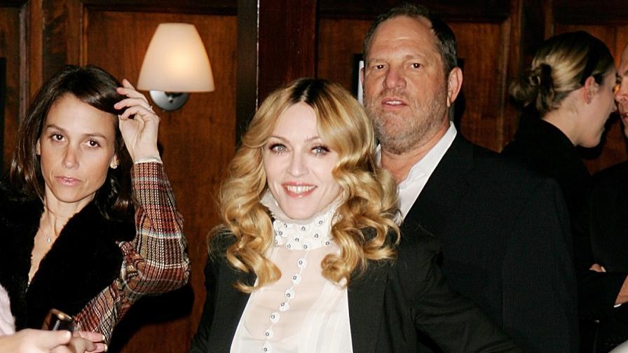 Мадона и Уайнстийн