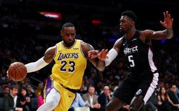 Продадоха фланелка на звезда от НБА за 187 500 долара