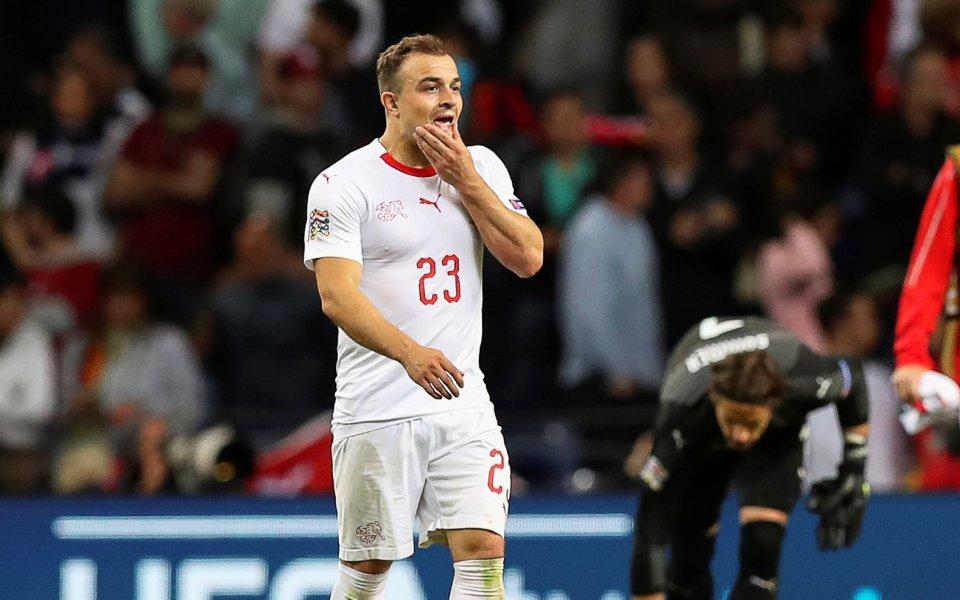 Швейцарски национал: Бях слаб, защото купонясвах много с Ливърпул