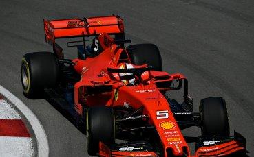 Фетел се нуждае от много силен сезон, за да остане във Ферари