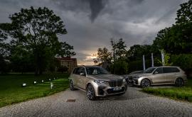 <p>BMW X7 е лимузина от ново поколение (тест драйв)</p>