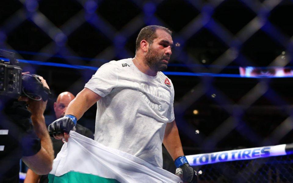 Багата се изкачва в листата на UFC, вече е в топ 10
