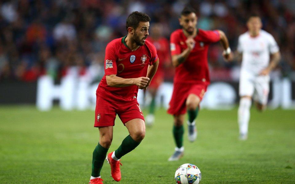 Португалец бе избран за най-добър в Лигата на нациите