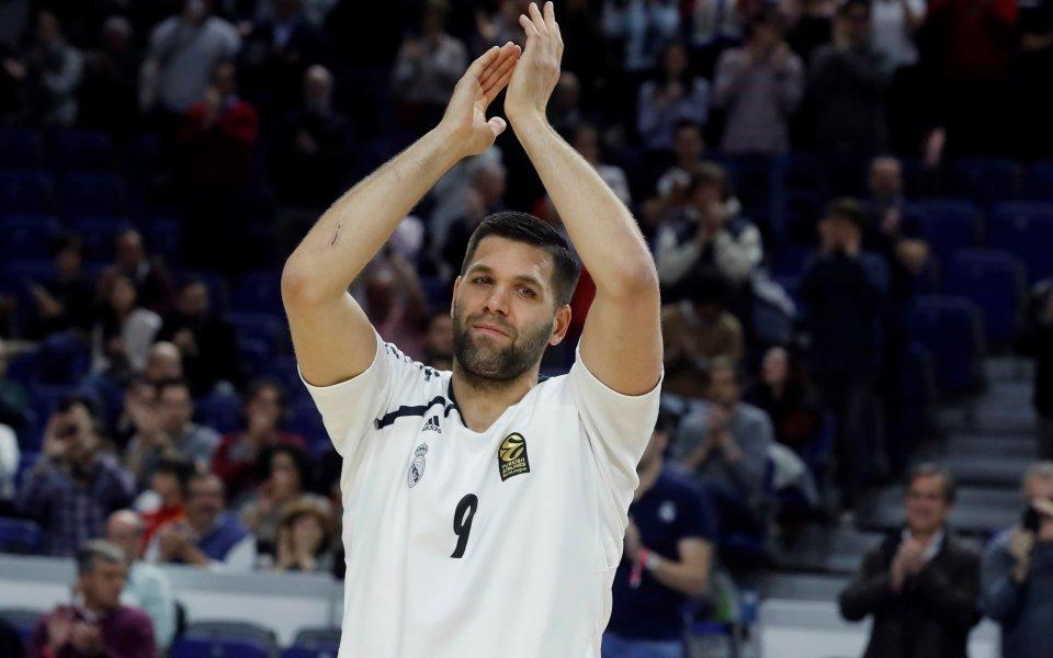Капитанът на баскетболния Реал с нов рекорд