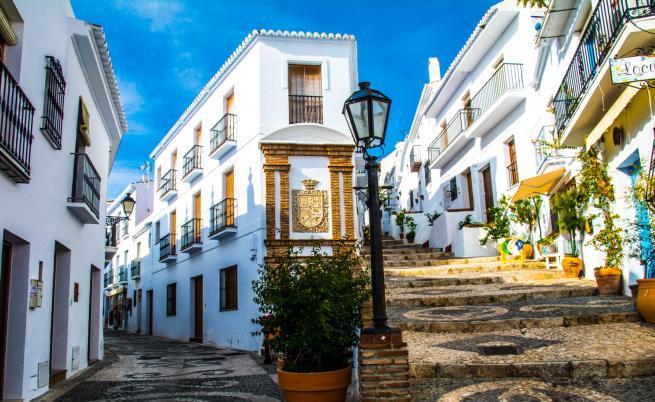 Фрихилиана - едно великолепно кътче в Испания (СНИМКИ)