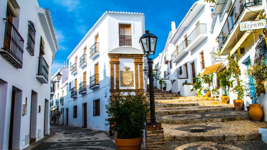 <p><strong>Фрихилиана</strong> - едно великолепно кътче в Испания (СНИМКИ)</p>