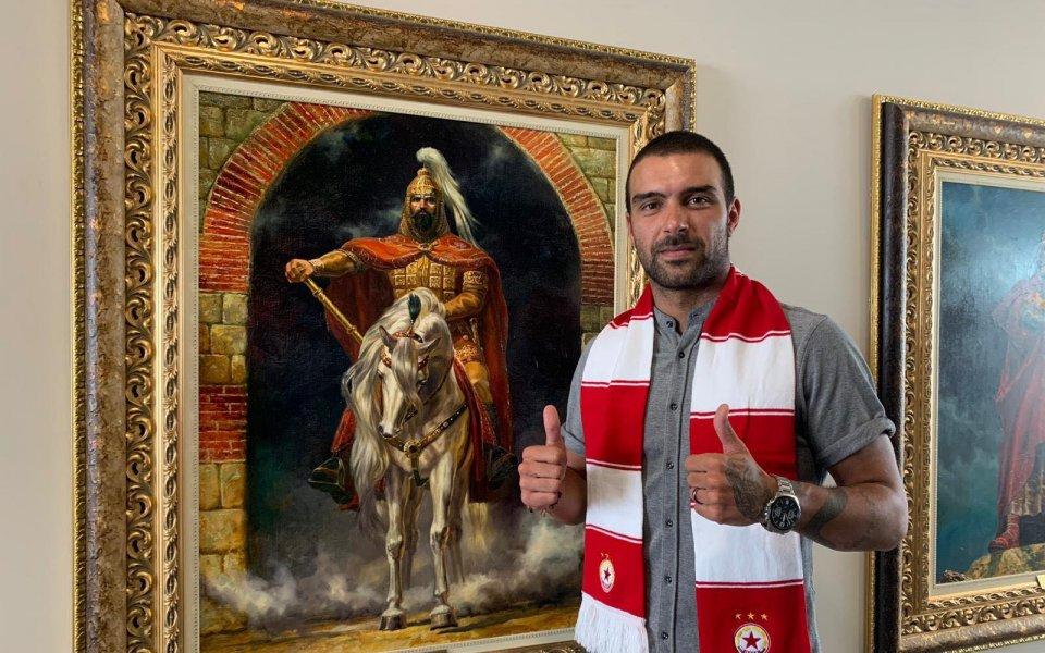 Официално: ЦСКА купи португалец