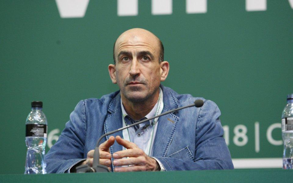 Вицепрезидентът на БФС- Йордан Лечков, заяви пред БТВ, че не