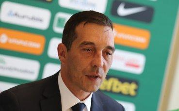 Петричев: Очаквам положителен резултат на реванша