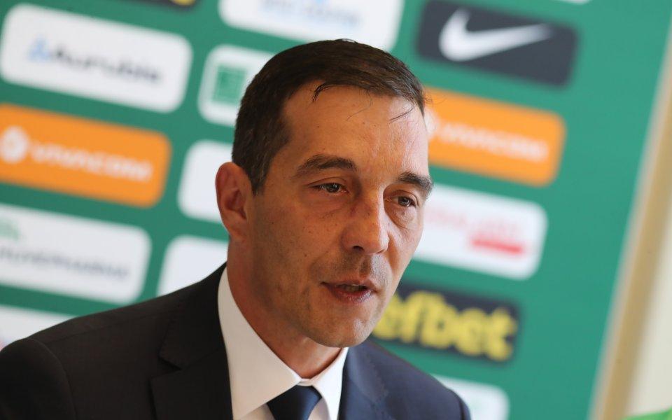 Петричев: Има интерес към играчите на Лудогорец, дори и към юношите