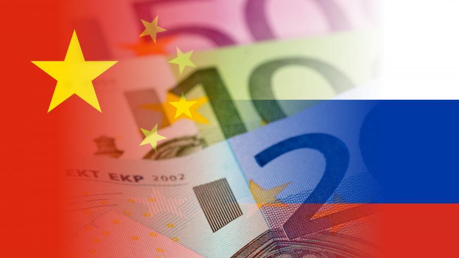 <p>Адмирал от САЩ: Обединени Русия и Китай са глобална заплаха</p>