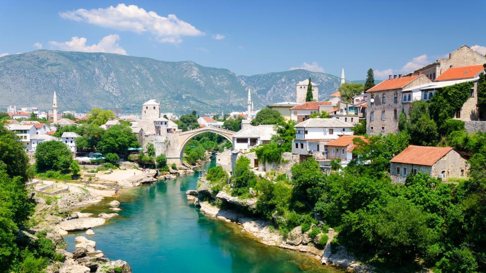 Скритото съкровище на Босна и Херцеговина: Мостар