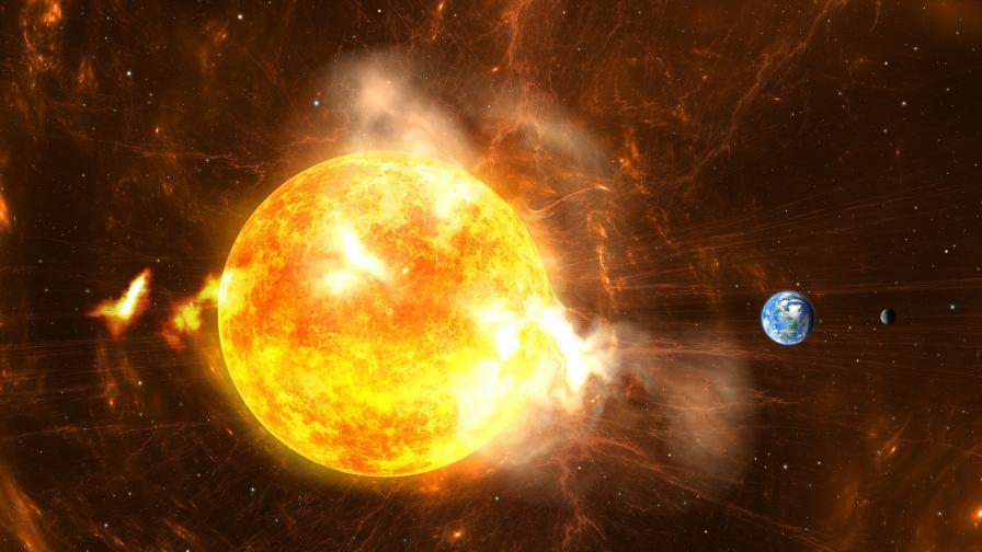 """""""Паркър"""" донесе изненадващи данни за Слънцето"""