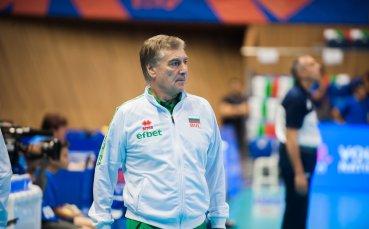 Силвано Пранди остава селекционер на България до 2022