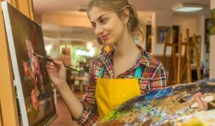 <p>Ученици рисуват с боб, киноа и сусам за <strong>спасяването на планетата</strong></p>