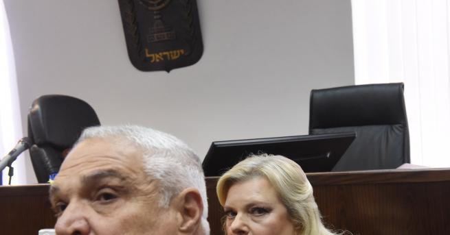 Свят Осъдиха съпругата на Нетаняху заради ресторантска храна Съпругата на