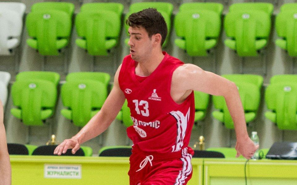 Елитен испански тим с оферта към български талант