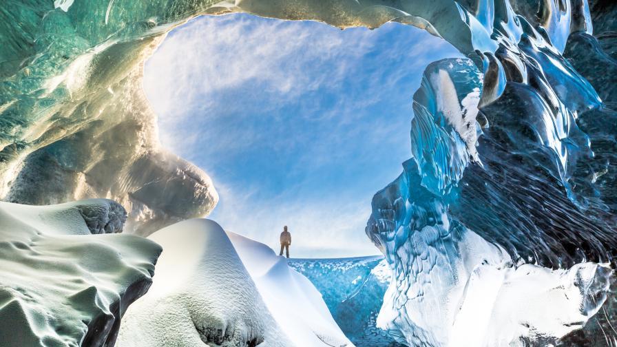 Исландия – земя на тролове, вулкани и...