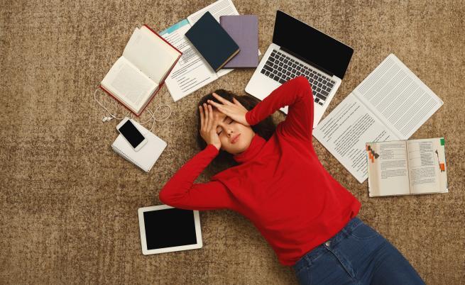 20 знака, че не се справяте със стреса