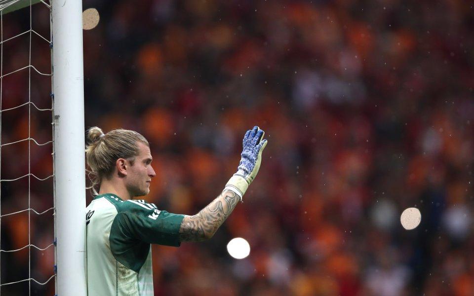 Кариус е щастлив в Турция, не мисли да се връща в Ливърпул