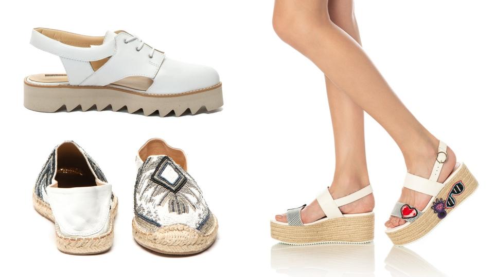EDNA ОБ(Л)ИЧА: Маршът на белите обувки (купи с над 50 лв намаление!)