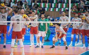 Волейболистите тръгнаха за Бразилия