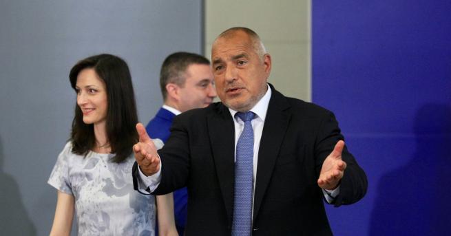България Борисов с коментар за оставката на Нинова, тя му