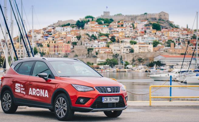 Модерната версия на Ibiza: тестваме Seat Arona