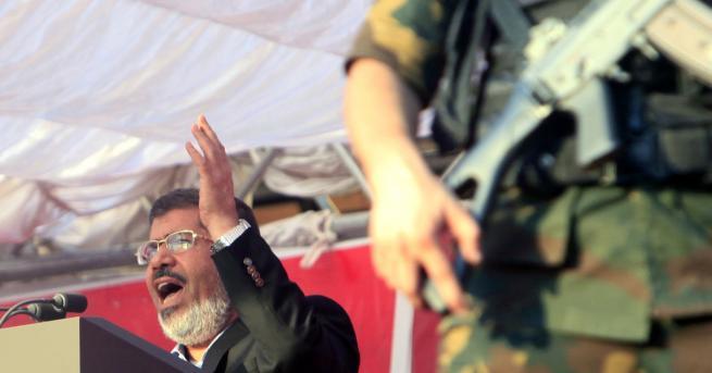 Свят Почина бившият египетски президент Мохамед Морси. Ердоган: Беше мъченик