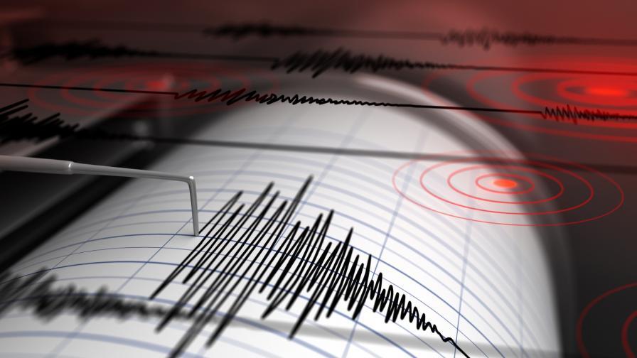 Земетресение разтърси Китай, има жертви и ранени
