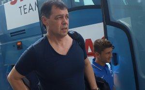 След решението на ФИФА: Левски форсира преговорите с Хубчев, за да минимизира щетите