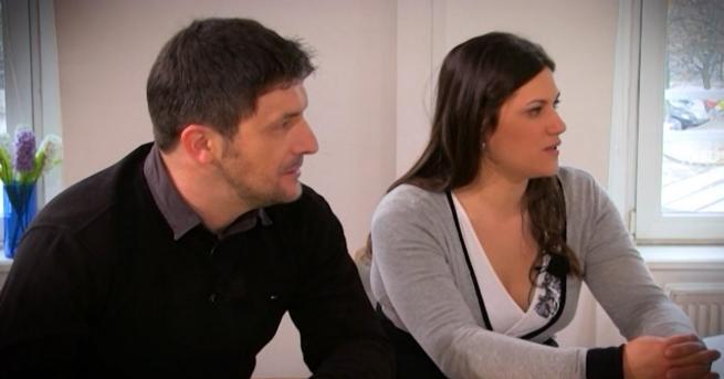 Любопитно Италианка и българин търсят идеалното жилище под наем в
