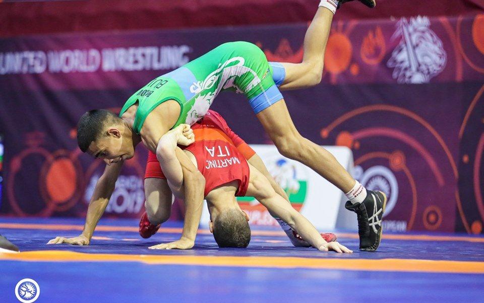 Още двама наши борци ще спорят за медали на европейското