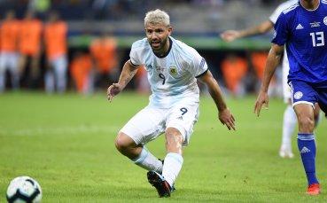 Нов посредствен мач за Аржентина на Копа Америка