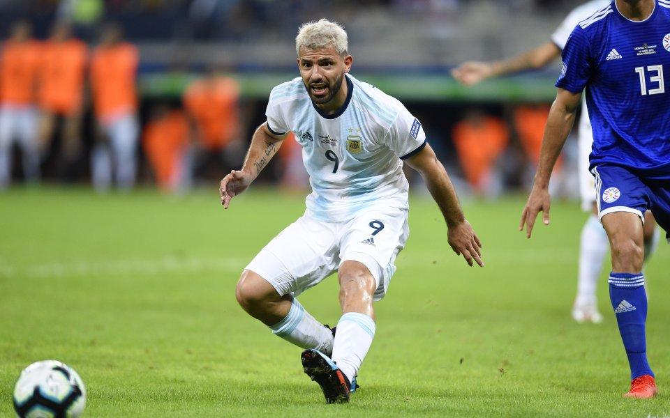 Отборът на Аржентина изигра нов посредствен двубой на Копа Америка.