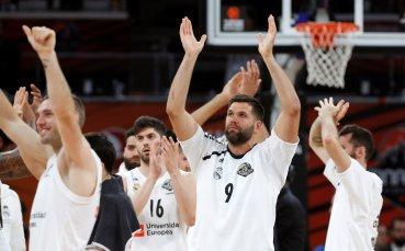 Реал узакони 35-ата си баскетболна корона на Испания