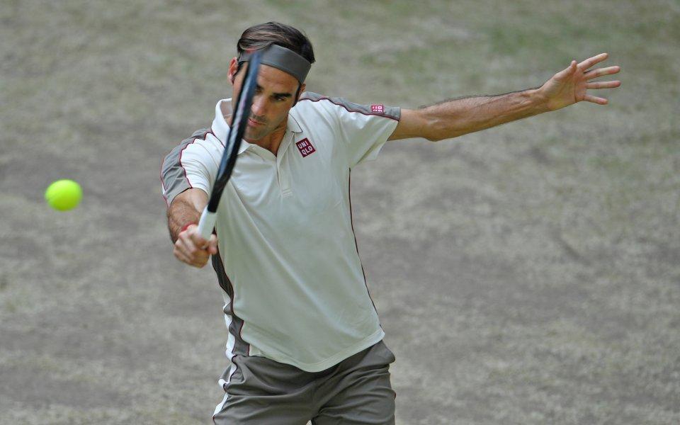 Швейцарският тенисист Роджър Федерер коментира в интервю кой е любимият