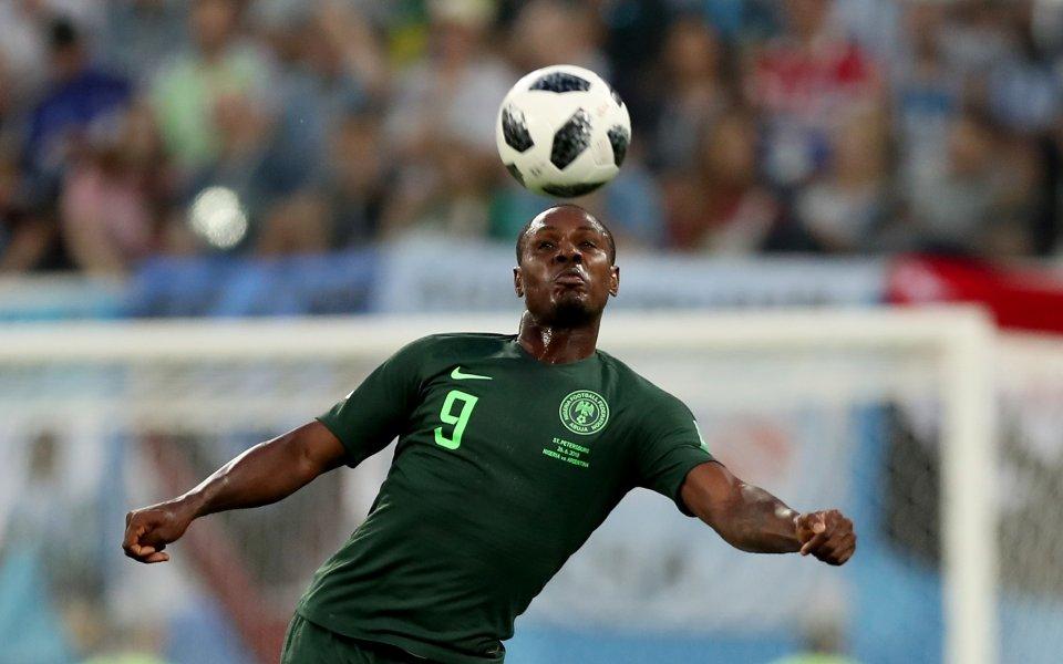 Отборът на Нигерия започна победно участието си в Купата на