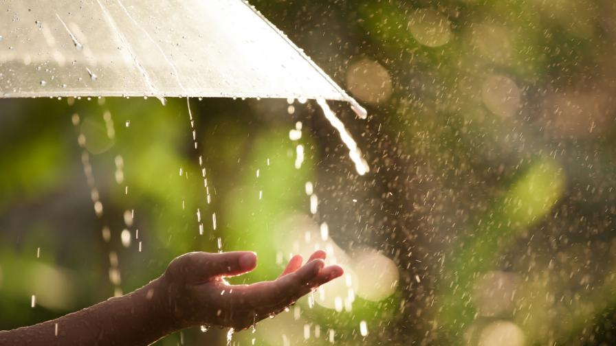 <p>Гореща неделя, вижте кога и къде ще вали</p>