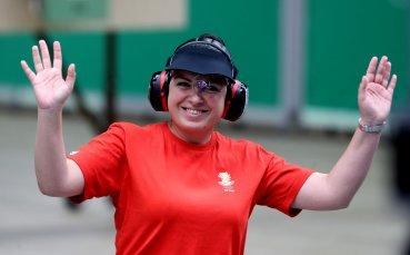 Антоанета Бонева с втори бронзов медал от Европейските игри