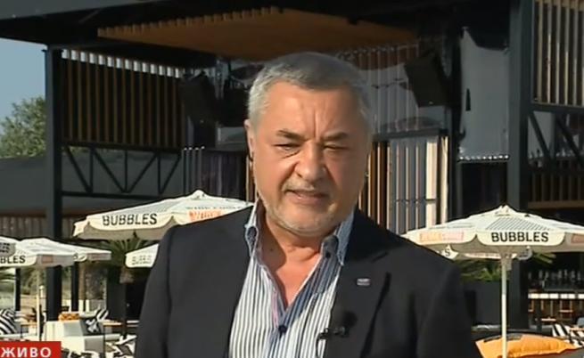 Симеонов за шума: Никой политик не обикаля да дърпа кабели