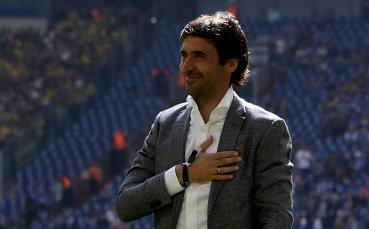 Раул: Развълнуван съм от възможността, която ми даде Реал