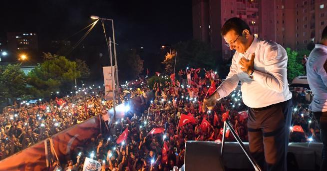 Свят Опозицията в Турция удари звучен шамар на Ердоган Резултатите