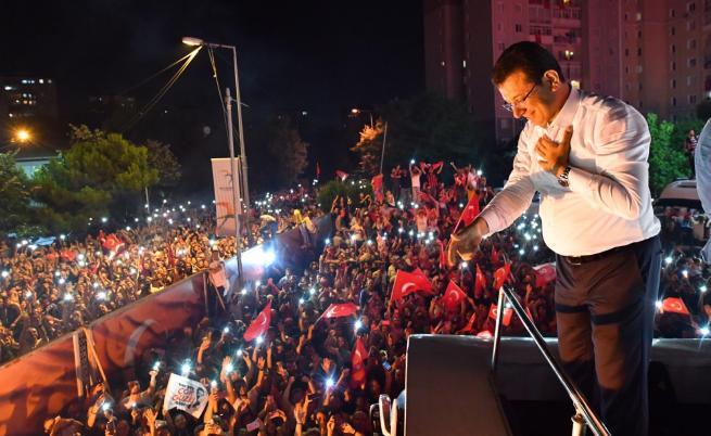Опозицията в Турция удари звучен шамар на Ердоган