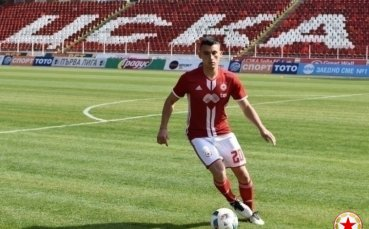 Радуканов взе юноша на ЦСКА