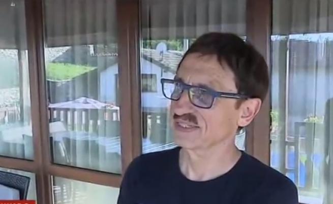 Проверяват къщата за гости на Милко Калайджиев (СНИМКИ)