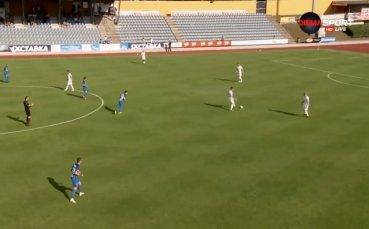 Левски с нова загуба с 0:1, този път от Зенит