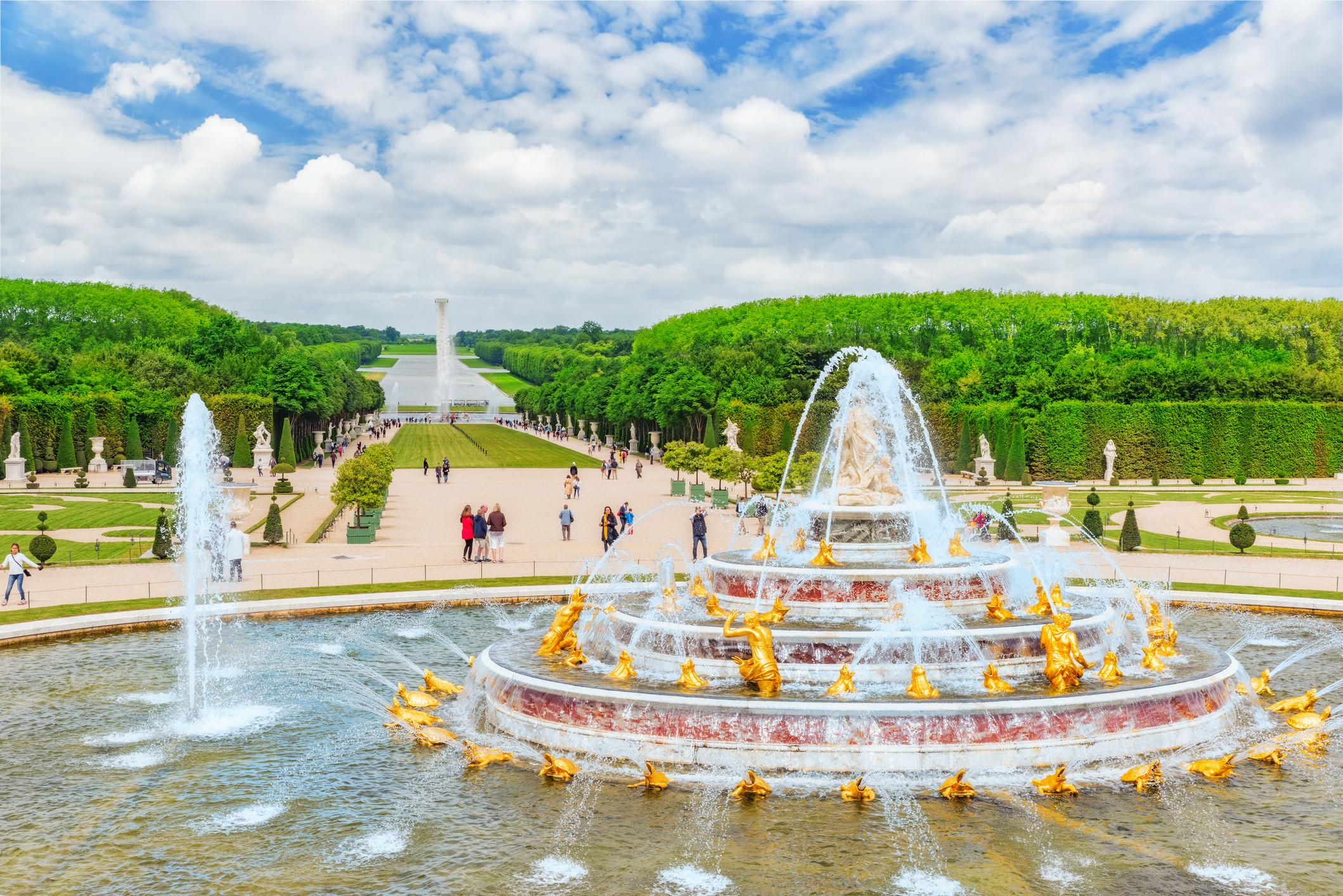 Версай - Париж, Франция
