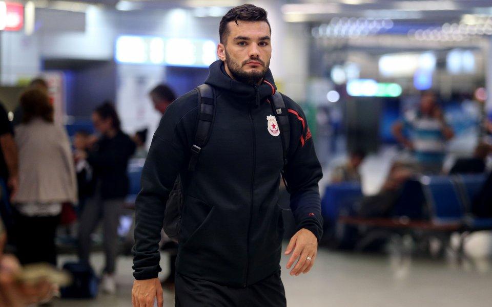 Нападателят на ЦСКА Тони Уот дебютира с пълни 90 минути